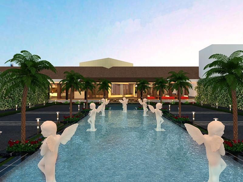Planet Hollywood Beach Resort (5 Star Luxury), South Goa