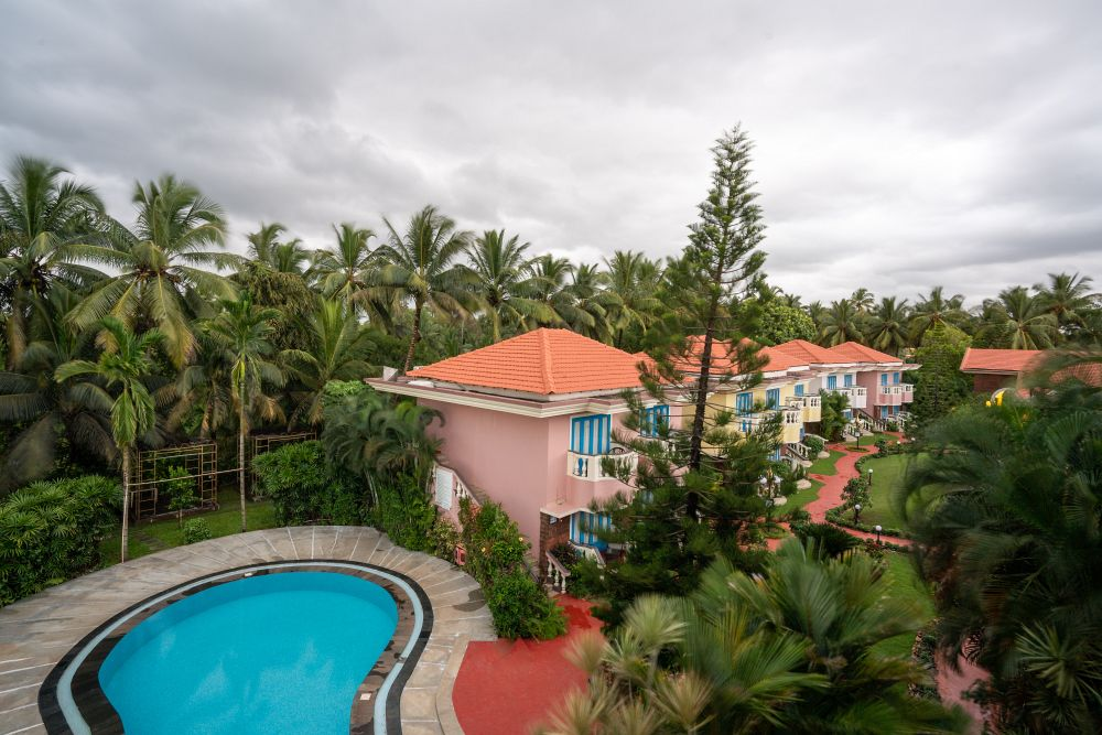 Coconut Grove - An Indy Resort, Goa