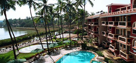 Lazy Lagoon Sarovar Portico Suites (4 Star), North Goa