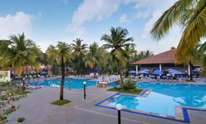 Novotel Dona Sylvia Beach Resort (4 Star), Goa