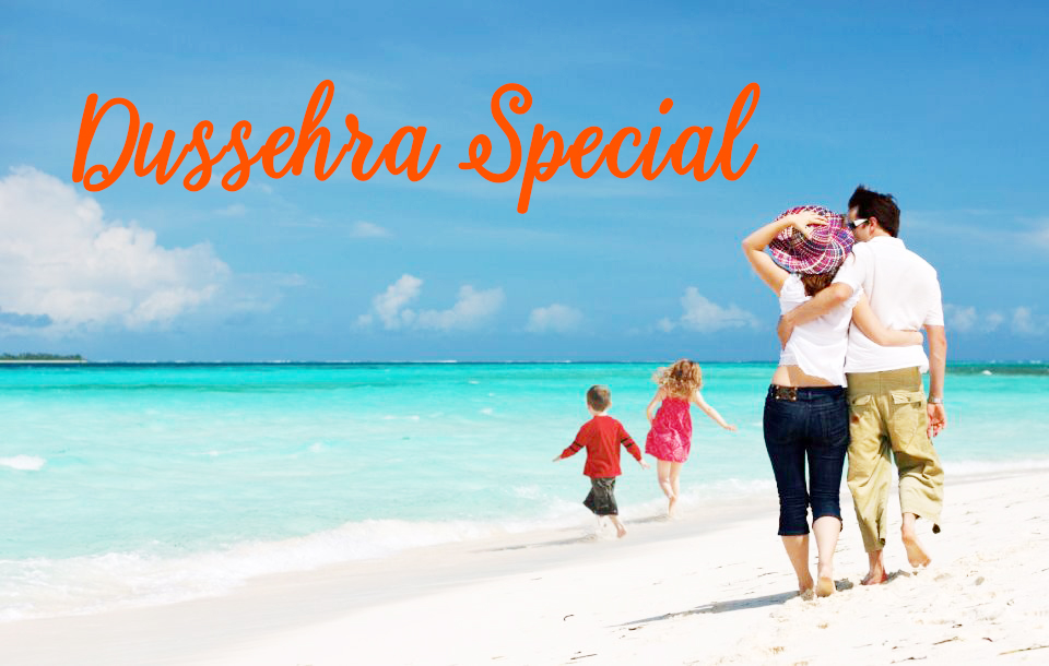Goa Dussehra Special Package Offers