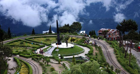 Darjeeling and Gangtok Package