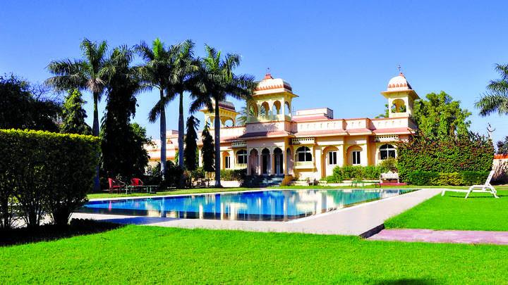 Rajputana Udaipur, Justa Resort