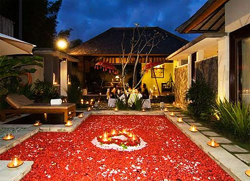 Bali Honeymoon 2015
