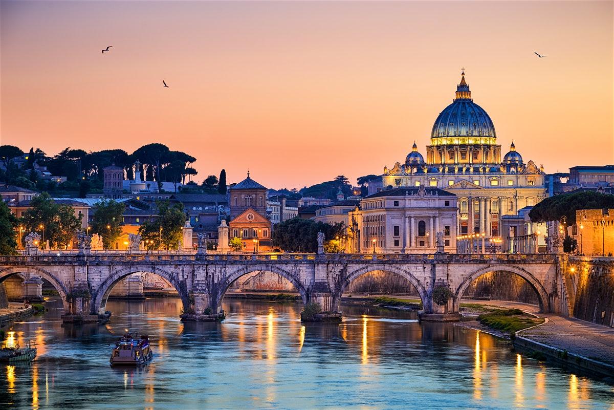 7 Nights Western Mediterranean Cruise + 2 Nights Extra Stay in RomeEurope 7 Nights Starting Cruise From Rome (Western Mediterranean) + 2 Nights Extra Stay in Rome