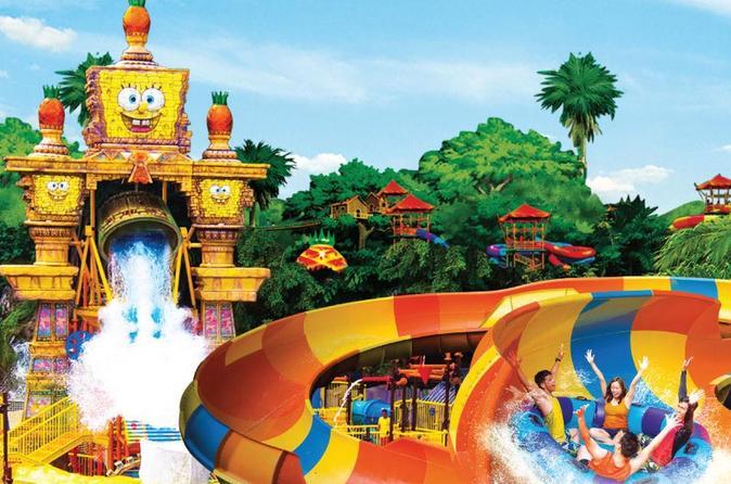 Best of Kuala Lumpur and Sunway Lagoon