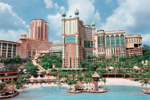 Fully Loaded Kuala-Lumpur and Langkawi