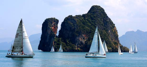 Best of Phuket-Krabi-Bangkok