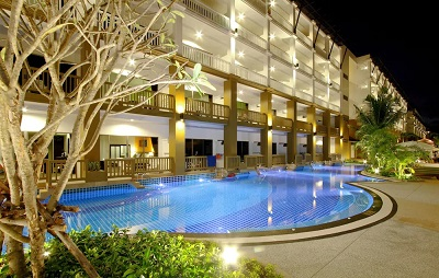 Phuket Kata Sea Breeze Resort (3.5 Star)