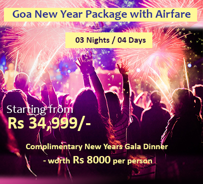 Goa New Year Packages