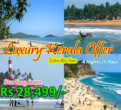 Luxury kerala Package