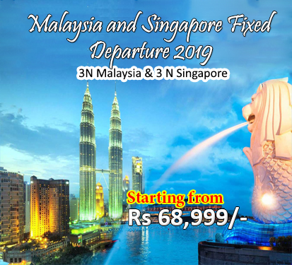 Malaysia and Singapore Fixed �Departure 2019