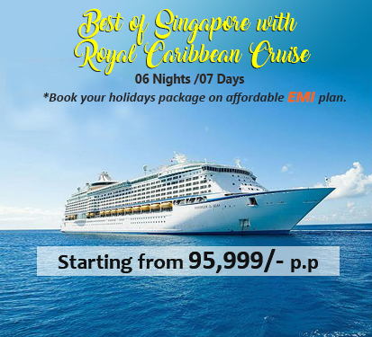 Best of Singapore with Royal Caribbean Cruise( 6 Nights )